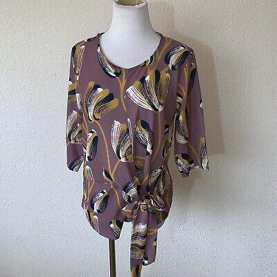 inbar design Top blouse side bow Large