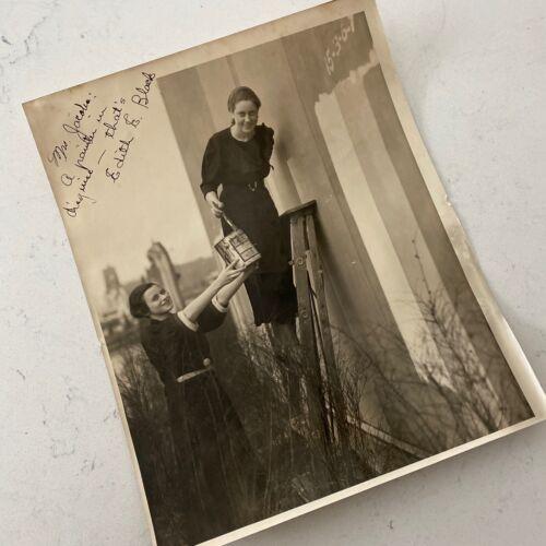 Century of Progress Painter Ladies Photo Chicago World