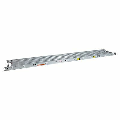 2 Man 500 Lbs. Capacity 14 X 20 Stage Aluminum Plank