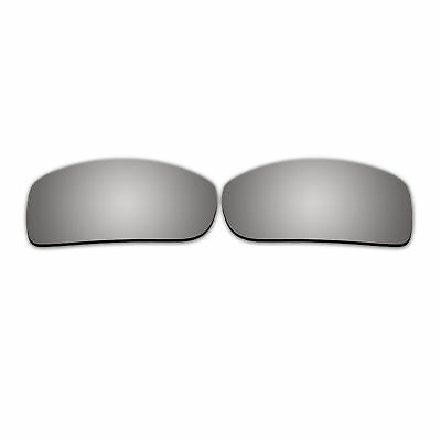 Polarized Sunglasses Replacement Lens For-Spy Oasis - Silver (Spy Oasis Sunglasses)