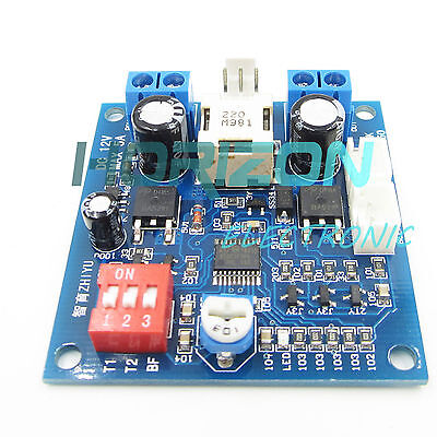 DC 12V 5A PWM PC CPU Fan Speed Controller Temperature Control Board