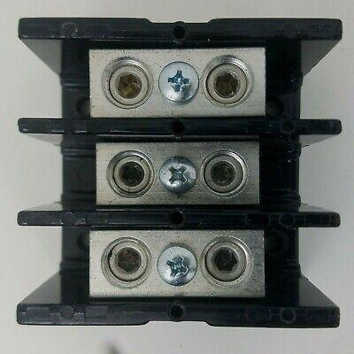 Power Distribution Terminal Block - Marathon 1423570 3-pole 600v 175a