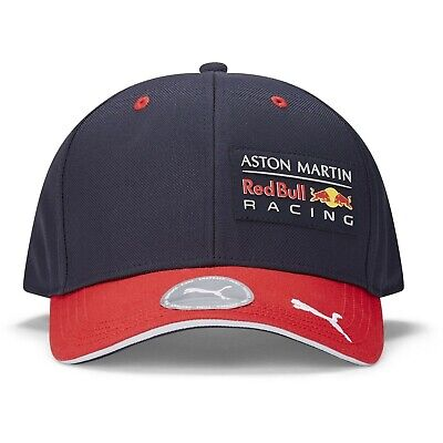 Red Bull Racing F1 2020 Team Hat in Navy/Red