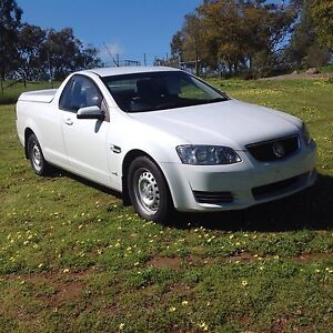 2012 Holden Omega Utility Cowra Cowra Area Preview