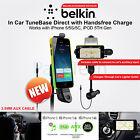 Belkin FM Transmitters for iPhone 5s