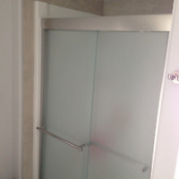 Reduced price for Shower door installation, Plumbing- Tub wall k