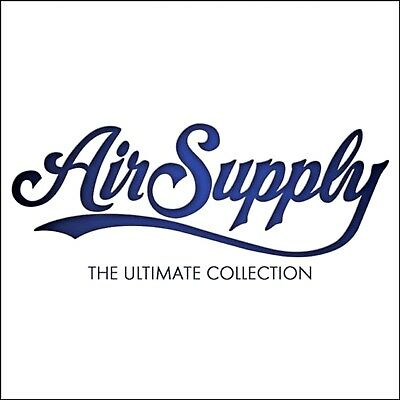 AIR SUPPLY *  19 Greatest Hits * New CD * All Original Versions * NEW