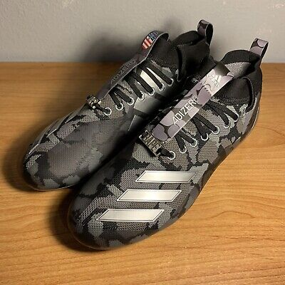 Adidas X Bape Adizero Football Cleats EE7074 Size 9.5 A Bathing Ape Hypebeast
