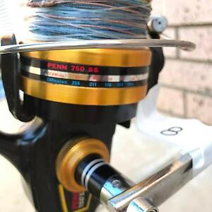 Fishing Reel PENN 7500SS high Speed VGC Made in USA Spearwood Cockburn Area Preview
