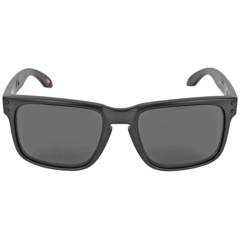 Oakley SI Holbrook - Matte Black w/ Color USA Flag, Gray Lenses (OO9102-E655)