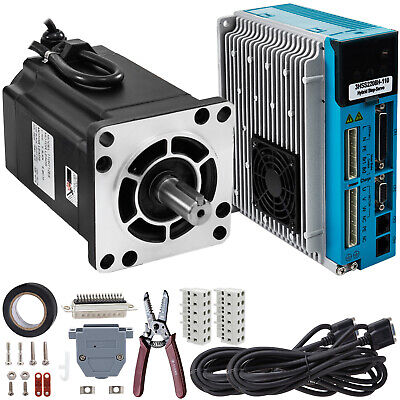 Nema42 12nm 6a Encoder Closed Loop Stepper Motor Drive Cnc Kit Hybrid