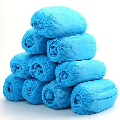 100 Pack Shoe Covers - Disposable Hygienic Boot Cover For Medical Construction