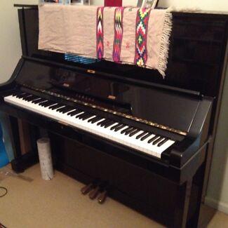 piano, Yamaha upright
