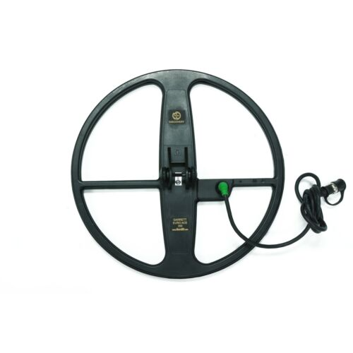 """Mars Discovery 13"""" DD WaterproofSearch Coil for Garrett ACE 350 Metal Detector"""