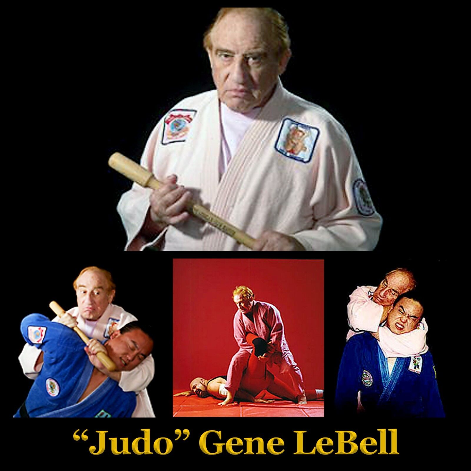 как выглядит Gene Lebell