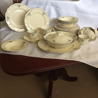 Six piece dinner set. Circa 1950's.  Galston Hornsby Area Preview