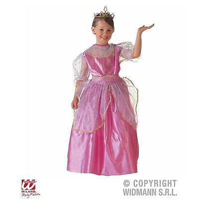 Little Beauty Queen Kinder Prinzessin Kostüm Größe 140  Fasching Karneval 38636
