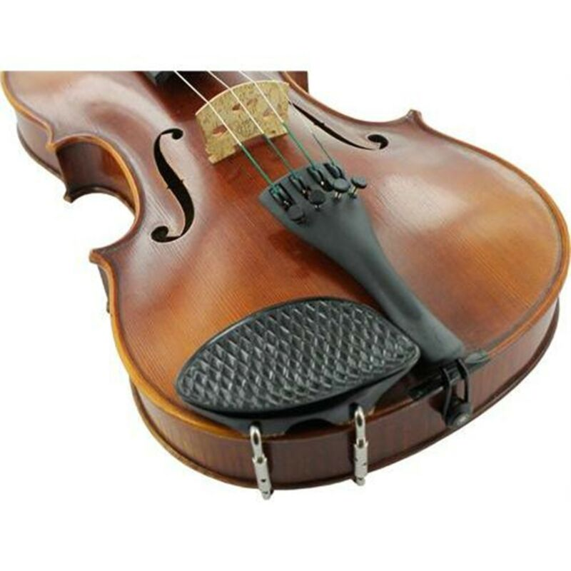 Mulko Plastic Violin Chinrest - Large Plate