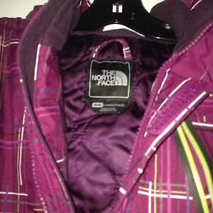 Winter coat North Face for woman size Medium