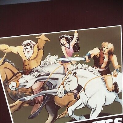 "HTF ""90 Minutes Of Action Comedy"" With Thundarr The Barbarian Saturday Cartoon"