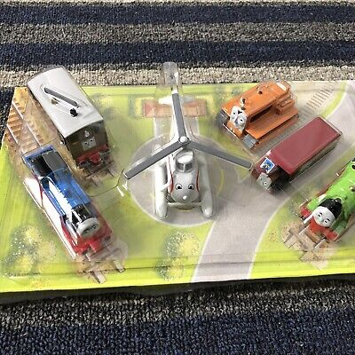 Rare Thomas the Train Harold Terrence Etc Diecast New Vintage Ertl