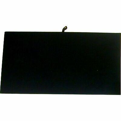 Black Velvet Chain Jewelry Display Board Tray Insert 14 18 X 7 58