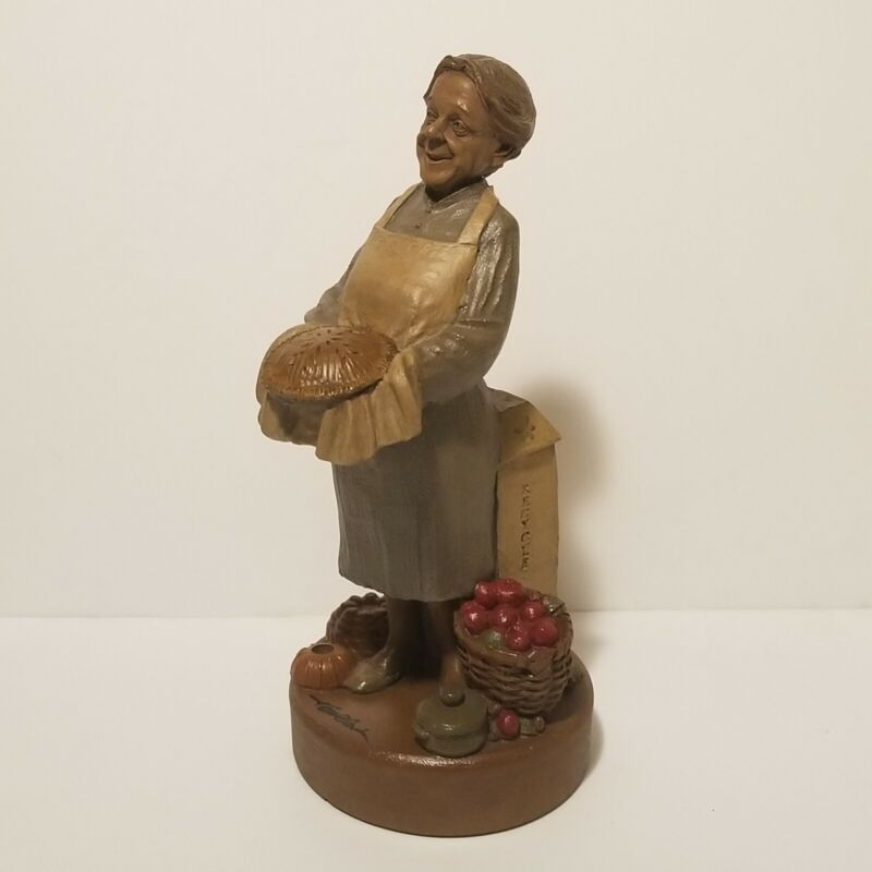Tom Clark Sculpture MAGGIE (R) 1990 Cairn Ed. 89 SIGNED w/Story Maggie Valley NC