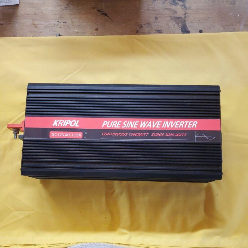 Kripol Pure Sine Wave Inverter