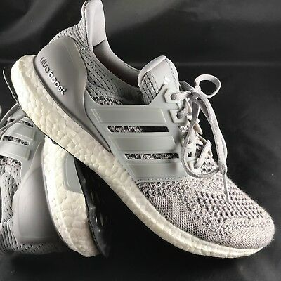 RARE! adidas Ultra Boost 1.0 OG Wool Grey (W) Size 9.5 US, 42 EUR, S77515 NEW