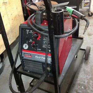 Soudeuse MIG, Lincoln Electric Weld PAK 100
