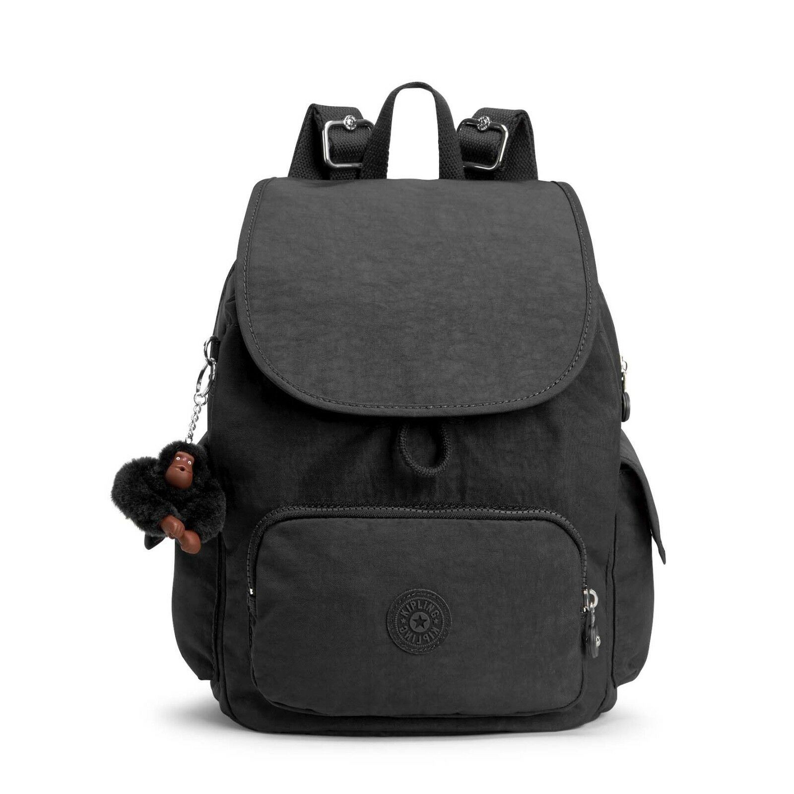 Kipling City Pack S Medium Backpackrucksack True Black Rrp £87