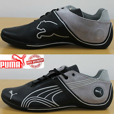 PUMA Future Cat Men's Boy's Trainers Remix NT Leather Motorsports Boots 30369204