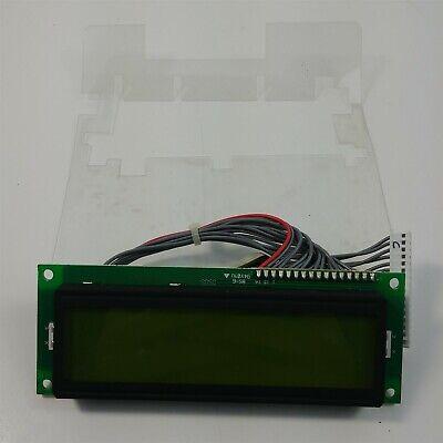 Sharp Cash Register Er-a410 Replacement Operator Display