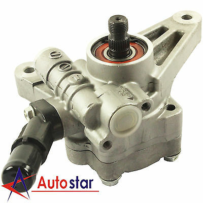 New Power Steering Pump For 2003-2007 Honda Accord 3.0L V6 56110RCAA01 21-5349 2003 Honda Accord Power Steering Pump