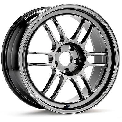 4 Enkei Racing RPF1 17x9 5x114.3 +45mm SBC Wheels/Rims