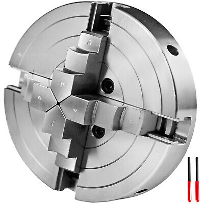 Lathe Chuck Self-centering 6inch 150mm 4 Jaw For Cnc Milling Drilling Machine