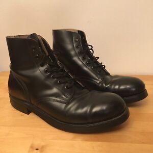 Boulet Combat/Marching Boots Size 9.5E Men's
