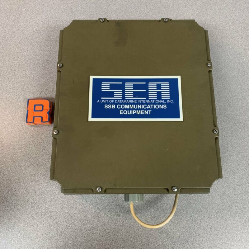 Datamarine Intl. SEA ASY-1616-01P Automatic Antenna Tuner, SSB Communications Eq