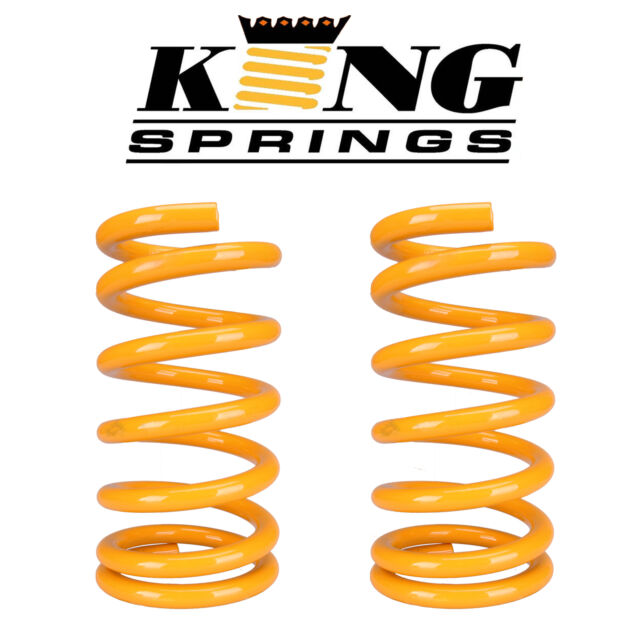 Suits Ford Corsair U12 Hatch 89-92 King Coil Springs Rear Standard Height