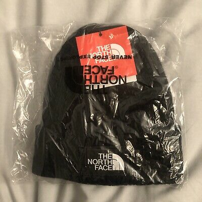 North Face Black Beanie