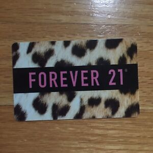 FOREVER21 $16 Giftcard - Clothing Clothes Accessories Shoes Bags