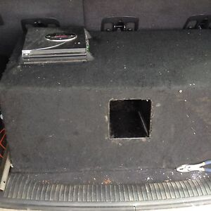 Subs for car