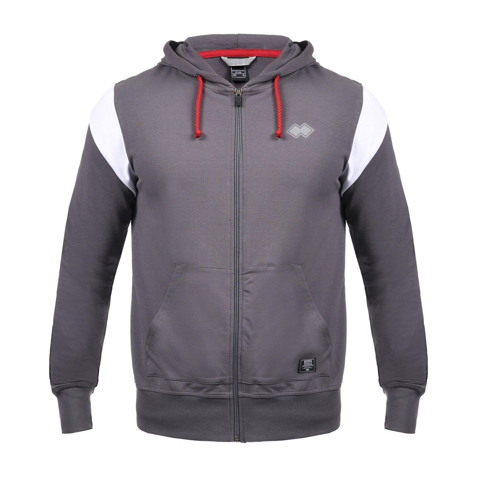 Errea' Republic Männer Pullover Trend R15G0M0Z26020 Far. Anthrazit Sommer 2017