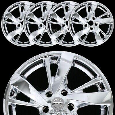 4 fits Nissan Altima 2013-2017 Chrome 17