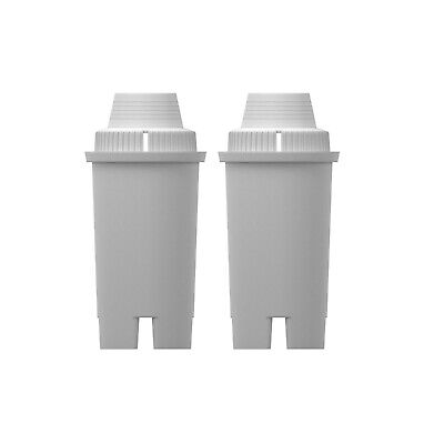 2 Pack - Alkaline Water Filter replacement for Drinkpod Pitchers and Dispensers Dispenser Replacement Filter