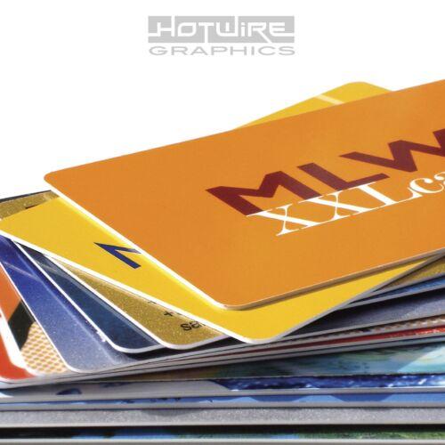 Club Membership Loyalty Cards
