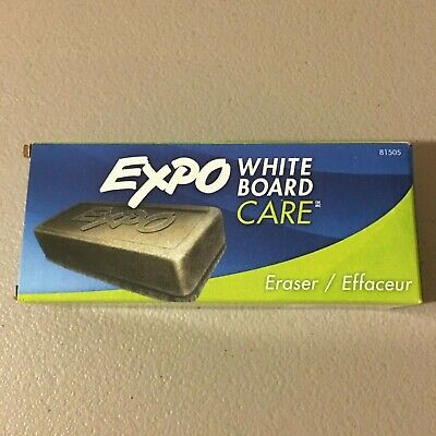 Lot Of 2 Expo White Board Care Eraser 81505 Dry Erase Board New