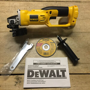 DeWalt Heavy-Duty 18v Cut-Off Tool - NEW!!