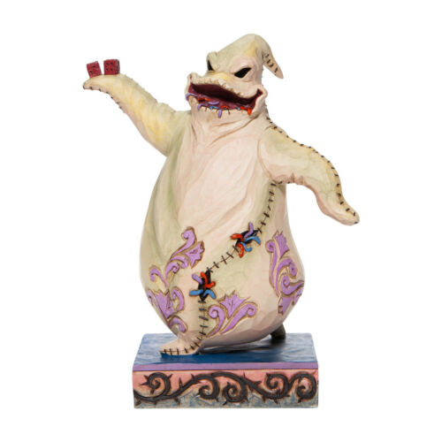 Disney Jim Shore Nightmare Before Christmas Oogie Boogie Dice Figurine 6007074