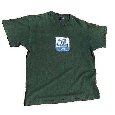Vintage Made In USA Stussy 90s 1990s Single Stitch Skateboarding T-Shirt XL